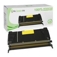 Lexmark C736H1YG High Yield Yellow Toner Cartridge BGI Eco Series Compatible