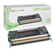 Lexmark C748H1KG Black Toner Cartridge BGI Eco Series Compatible