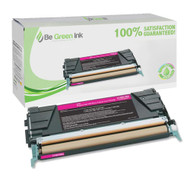 Lexmark C748H1MG Magenta Toner Cartridge BGI Eco Series Compatible