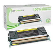 Lexmark C748H1YG Yellow Toner Cartridge BGI Eco Series Compatible