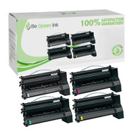 Lexmark C752, C760, X752 Toner Cartridge Savings Pack BGI Eco Series Compatible
