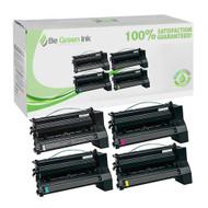 Lexmark C752, C760, X752 Toner Cartridge Savings Pack BGI Eco Series Compatible