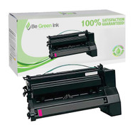 Lexmark C780A1MG Magenta Toner Cartridge BGI Eco Series Compatible