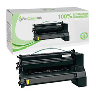 Lexmark C780A1YG Yellow Toner Cartridge BGI Eco Series Compatible