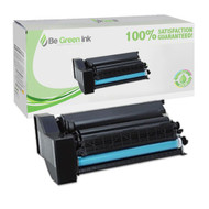 Lexmark C782X1CG Super Yield Cyan Laser Toner Cartridge BGI Eco Series Compatible