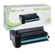 Lexmark C782X1YG Super Yield Yellow Laser Toner Cartridge BGI Eco Series Compatible