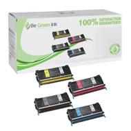 Lexmark C734 C736 C738 Toner Cartridge Savings Pack (KCMY) BGI Eco Series Compatible
