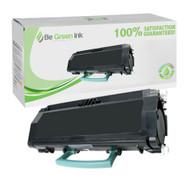 Lexmark E460X21A Black Laser Toner Cartridge For E460 Series BGI Eco Series Compatible