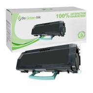 Lexmark E260A11A Black Toner Cartridge 3,500 Page Yield BGI Eco Series Compatible