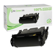 Lexmark T650A11A Black Toner Cartridge for T650 / T652 BGI Eco Series Compatible