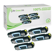 Lexmark X340H21G Set of Five Cartridges Savings Pack ($44.47/ea) BGI Eco Series Compatible