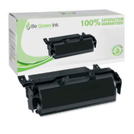 Lexmark X651H11A Black MICR Toner Cartridge (For Check Printing) BGI Eco Series Compatible
