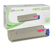 Okidata 44059214 Magenta Toner Cartridge BGI Eco Series Compatible