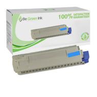 Okidata 44059215 Cyan Toner Cartridge BGI Eco Series Compatible