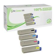 Okidata MC860 Toner Cartridge Savings Pack BGI Eco Series Compatible