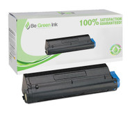 Okidata 43979201 Black Laser Toner Cartridge BGI Eco Series Compatible