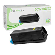 Okidata 44315301 Yellow Laser Toner Cartridge BGI Eco Series Compatible