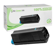 Okidata 44315303 Cyan Laser Toner Cartridge BGI Eco Series Compatible