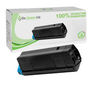 Okidata 44315304 Black Laser Toner Cartridge BGI Eco Series Compatible