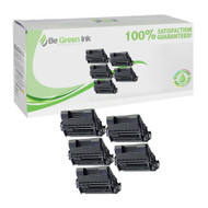 Okidata B710, B720, B730 Series Five Pack Cartridges Savings Pack BGI Eco Series Compatible