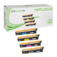 Okidata C110 High Yield Toner Cartridge Savings Pack (K,C,M,Y) BGI Eco Series Compatible