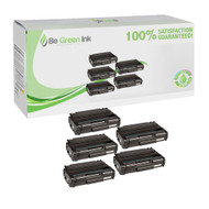 Ricoh 406465 Set of Five Toner Cartridges Savings Pack ($65.33/ea) BGI Eco Series Compatible