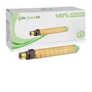 Ricoh 820008 Yellow Laser Toner Cartridge BGI Eco Series Compatible