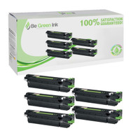 Sharp AR-455MT Set of Five Toner Cartridges Savings Pack ($46.52/ea) BGI Eco Series Compatible