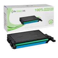 Samsung CLT-C508L Toner Cartridge High Yield Cyan BGI Eco Series Compatible
