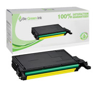 Samsung CLT-Y508L Toner Cartridge High Yield Yellow BGI Eco Series Compatible
