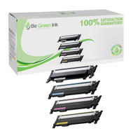 Samsung CLP-360 Toner Cartridge Color Savings Pack (C,M,Y,K) BGI Eco Series Compatible