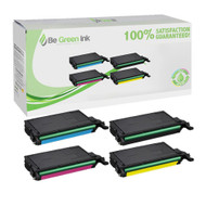 Samsung CLP-770, CLP-770ND Color Savings Pack BGI Eco Series Compatible
