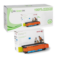Xerox 106R1584 Premium Replacement For HP CE251A Toner Cartridge BGI Eco Series Compatible