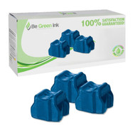 Xerox 108R00669 3 Cyan Solid Ink Sticks BGI Eco Series Compatible