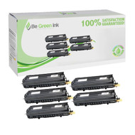 Xerox 113R5 Five Pack Toner Cartridge Savings Pack BGI Eco Series Compatible