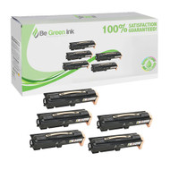 Xerox 6R1184 Toner Cartridge 5-Pack ($85.13/ea) BGI Eco Series Compatible