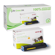 Xerox 6R1413 Premium Replacement For HP Q6002A Toner Cartridge BGI Eco Series Compatible