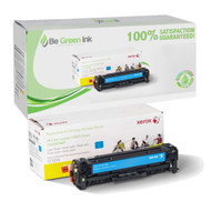 Xerox 6R1486 Premium Replacement For HP CC531A Toner Cartridge BGI Eco Series Compatible