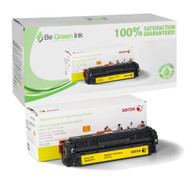Xerox 6R3017 Premium Replacement For HP CE412A Toner Cartridge BGI Eco Series Compatible