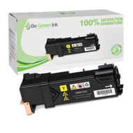 Xerox 106R01596 Yellow Toner Cartridge for Phaser 6500 and WorkCentre 6505 BGI Eco Series Compatible