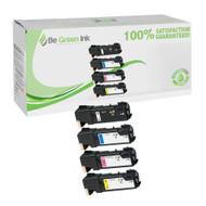 Xerox Phaser 6140 Series, Toner Cartridge Savings Pack (C,K,M,Y) BGI Eco Series Compatible