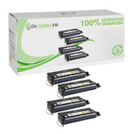 Xerox Phaser 6280 Series Toner Cartridge Savings Pack (C,K,M,Y) BGI Eco Series Compatible