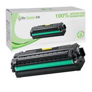 Samsung CLT-Y505L Yellow Toner Cartridge BGI Eco Series Compatible