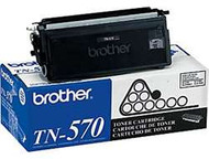 Brother TN570 High Yield Black Toner Cartridge Original Genuine OEM
