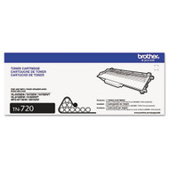 Brother TN720 Black Laser Toner Cartridge Original Genuine OEM
