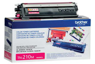 Brother TN210M Magenta Toner Cartridge Original Genuine OEM