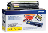 Brother TN210Y Yellow Toner Cartridge Original Genuine OEM