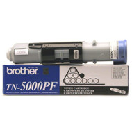 Brother TN-5000PF Black Toner Cartridge- 2,200 Page Yield Original Genuine OEM
