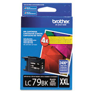 Brother LC79BK Black Ink Cartridge Original Genuine OEM