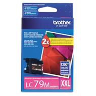 Brother LC79M Magenta Ink Cartridge Original Genuine OEM